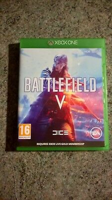 Battlefield v xbox one EA