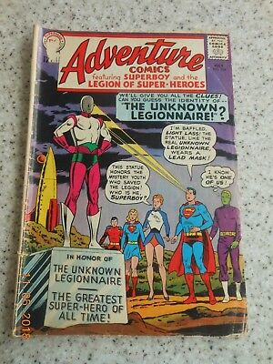 Adventure Comics featuring Superboy and the Legion of Super-Heroes #334, July 19