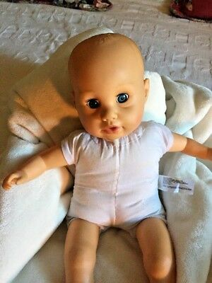 2009 TollyTots Graco interactivSmart Baby Doll Talkingphrases,giggles crys  talk 70cbf291233
