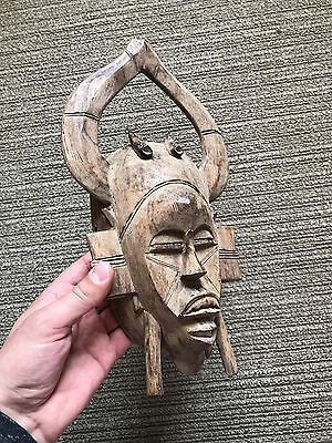 Old African Senufo Mask