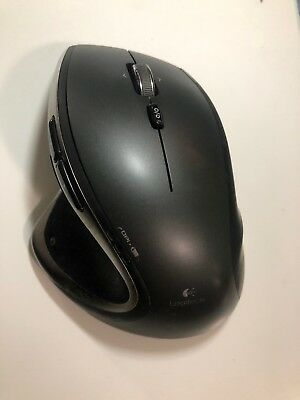 f37bbda045b Logitech Wireless Performance Mouse MX for PC and Mac, Large Mouse, Long  Range
