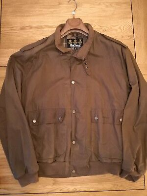 Vintage - Mens Barbour Jacket Coat - Size XL