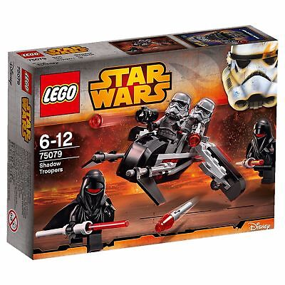Star Wars Lego #75079 Shadow Troopers Battle Pack.....new & Unopened!