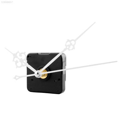 24F8 B690 Silent Clock Quartz Movement Mechanism White Hand DIY Repair Tool Set