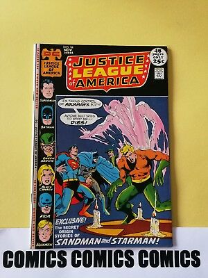 Justice League Of America Vol.1 #94 Dc Comics 1971 Very Fine Vf 8.0 1St Merlyn