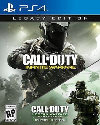 Call Of Duty Infinite Warfare / Modern Warfare Ps4 ((DigitalGame)) Primary