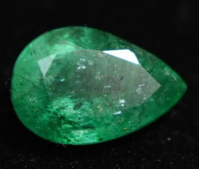 3.75 Ct Natural Green Colombia  Emerald AGSL Certified Loose Gem Stone From Muzo