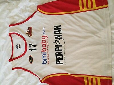 Maillot Rugby Dragon Catalan