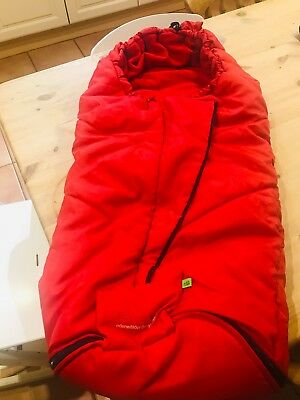 Swiss Made Pushchair Cosy Toes Sleeping Bag