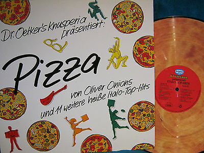 Dr. Oetker's Knusperia Italo Top Hits Picture LP