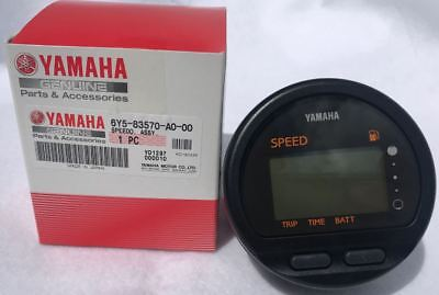 New OEM Speedometer Yamaha Outboard Multi Function 6Y5-83570-A0-00
