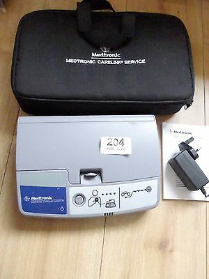 Medtronic Carelink Monitor 2490G Heart Pacemaker Monitor