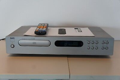 NAD c521 BEE player with Low Jitter Masterclock Upgrade and Valve output option