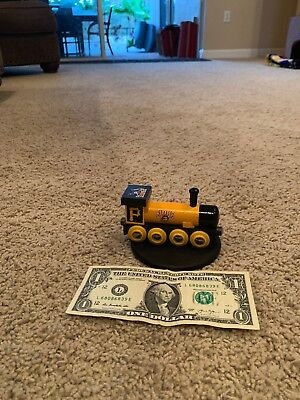 Pittsburgh Pirates Wooden Train Engine Car Giant Eagle