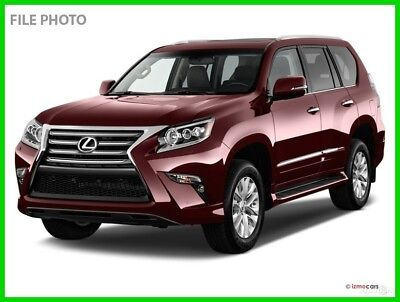 2015 Lexus GX 4DR 4WD 2015 4DR 4WD Used Certified 4.6L V8 32V Automatic 4WD SUV Premium