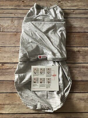 Embe Swaddle Wrap Baby Stripes