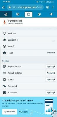 Dominio INTERNET con NEGOZIO ONLINE STORE SHOP WORDPRESS