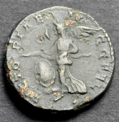 Septimius Severus Fourree Denarius (193 AD and later)