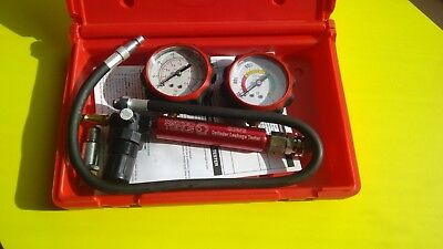 Matco Cylinder Leakage Compression Leak Down Tester CLT4PB - Excellent Condition