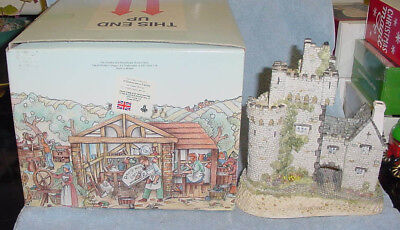 David Winter Cottages O ' Donovan's Castle 1982 from Irish Collection #11 ~ BOX