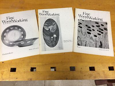 Fine Woodworking Magazines 1 through 273 or Current