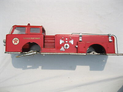 1960's Texaco fire truck for parts