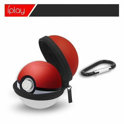Carrying Case Cover for Nintendo Switch Poke Ball Controller Eevee Game Bag MS
