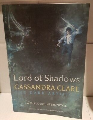 Lord of Shadows by Cassandra Clare (Paperback, 2017) Free Shipping