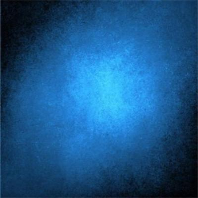 ABSTRACT RETRO SOLID Gradient Blue Backdrop Studio 7x5ft