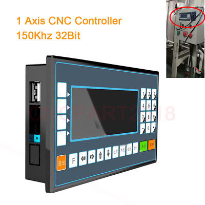 1 Axis CNC Controller 150Khz Motion Control 18DI 8DO for Lathe Milling Machine