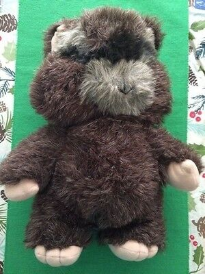 "1984 Vintage Star Wars Return Of The Jedi Paploo The Ewok 15"" Plush"