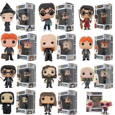 Funko Pop ! Harry Potter Hermione Ron Sirius PVC Action Figure Collection jouet