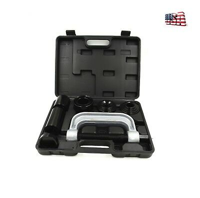 4-IN-1 Auto Truck Ball Joint Service Tool Kit 2WD & 4WD Remover Installer Deluxe