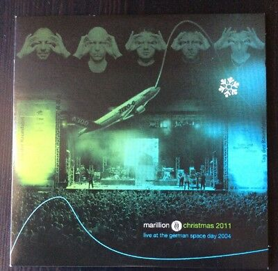 Marillion Christmas 2011 Fan Club DVD