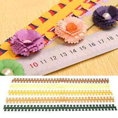 5Pcs Paper Quilling Strips Flower Gift Paper for Craft Handmade Paper Decoration