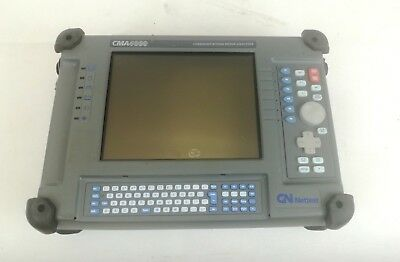 GN Nettest CMA4000 Portable Communications Media Analyzer Without Battery