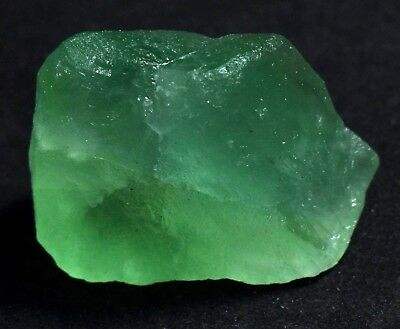 261.50 Ct Natural Green Colombian Emerald Fluorite Untreated FACET Rough