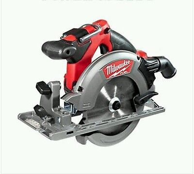 NEW!Milwaukee M18CCS55-0 18V Fuel Brushless Circular Saw