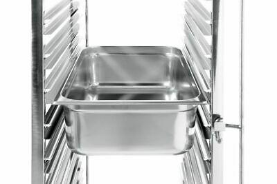 Shelf Trolley Stainless Steel Gn 1/1