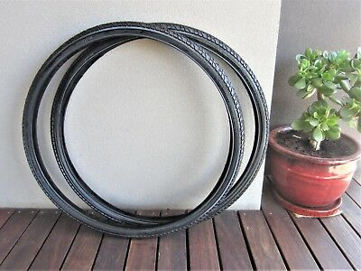 2x BICYCLE TYRE TIRE CHENG SHIN 42-622 (700X40C) Cycle Sports Road Touring Race