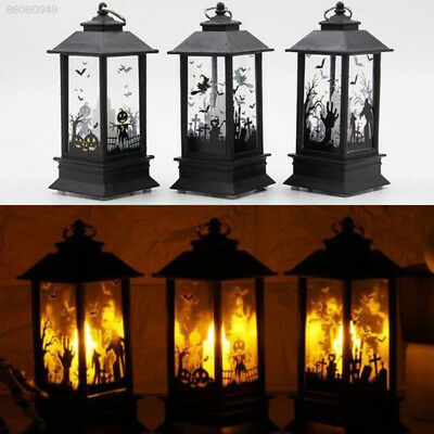 DF65 LED Lantern Romantic Creative Lamp Castle Light Garden Human Skeleton
