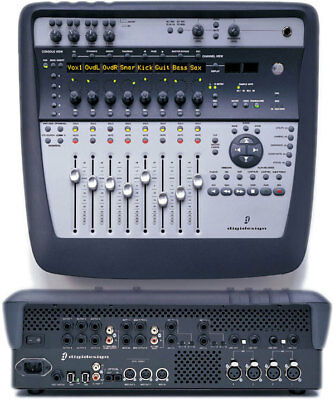 Avid Digidesign Digi 002 Console Mixer for Pro Tools Audio Interface Mixer