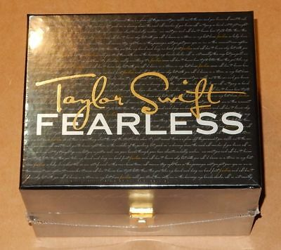 Taylor Swift Fearless Box Set CD RARE New Sealed Reputation