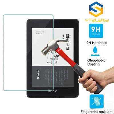 9H Tempered Glass Film Screen Protector For Amazon Kindle Paperwhite 4 2018