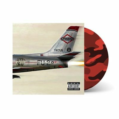 Eminem Kamikaze Limited Edition Red Camo Picture Disc Vinyl LP NEW RARE SOLD OUT