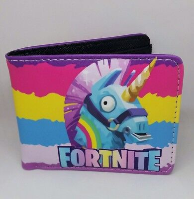 Fortnite Bi-fold Wallet,  Moments Rainbow Gaming, Post From Victoria.