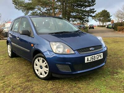 2008 Ford Fiesta 1.4 Style Climate 5dr