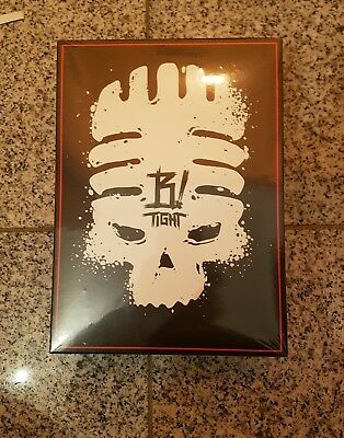 B-Tight - A.i.d.S. Royal (Ltd.Fanbox) Box-Set NEU Sido Fler Hirntot Bushido OVP