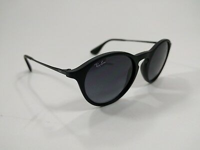 f8de34921f NEW RAY BAN RB4243 - ROUND Tortoise  Gunmetal  Brown Gradient 49mm ...