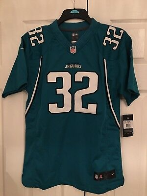 Official Nike NFL Jersey Jacksonville Jaguars Junior XL (Adult Small) BNWT